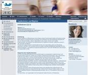 Klinik spazialisiert auf Kopfschmerz bei Kindern