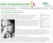 Kinder mit Nebenhöhlenentzündung