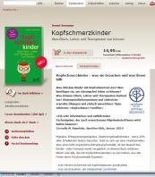 Kopfschmerzkinder, Buch