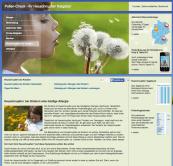 Informationen und Handy-App zu Heuschnupfen