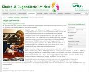 Informationen zu Grippe von den Kinder- und Jugendärzten