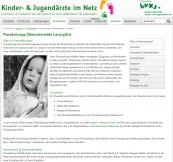 Pseudokrupp, Infos und Tipps