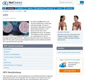 Umfangreiche Informationen rund um HPV