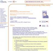 Leitlinie Mittelohrentzündung für Patienten, Eltern