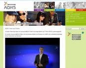 Website des Universitätsklinikums Köln zu ADHS
