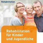 Rentenversicherung, Reha für Kinder