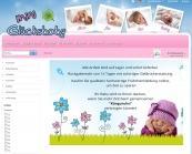 Onlineshop für Alles, was ein Frühgeborenes braucht
