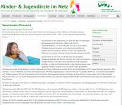 Kinder- und Jugendärzte zu Keuchhusten,Pertussis