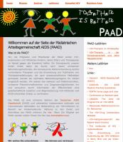 Informationen der Pädiatrischen Arbeitsgemeinschaft AIDS