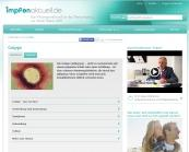 Informationen zu Grippe und Impfung