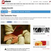 Artikel zum HI-Virus