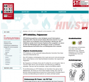 HPV-Infektion, Infos, Risiki-Check, Beratung